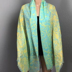 Lilly Pulitzer inspired Scarf